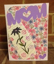 mother days card