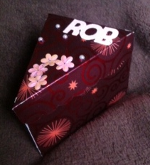 Rob choc box