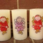 fairy candles