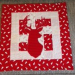 Improved red cushion