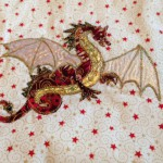 Dragon on andrews ipad cover